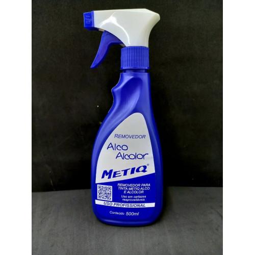 REMOVEDOR COM GATILHO - METIQ - 500 ml