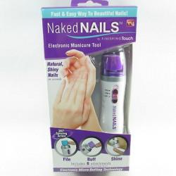 Polidor de Unhas Naked Nails