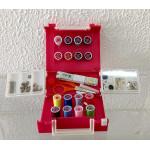 Kit de costura completo para utilização caseira